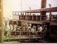 Pelabuhan Kamal Tahun 1950