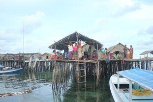 Kehidupan Suku Bajo Di Pulau Sapeken