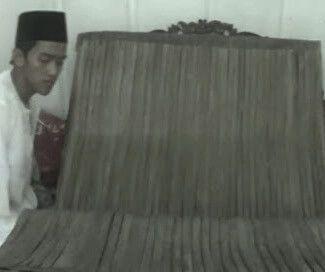 Quran daun lontar