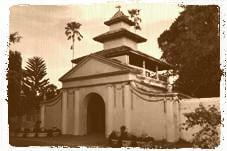 Labhang Mesem, pintu gerbang pusat pemerintahan Sumenep jaman dulu