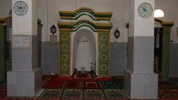 Mihrab Masjid Laju kondisi sekarang