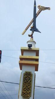 Monumen Keris