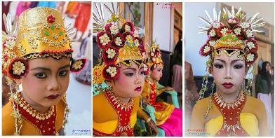 Pangantan Jamang Madura, Tradisi Anak Madura