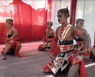 tari ghambuh