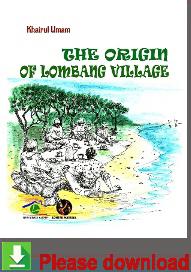The Origin Of Lombang Village